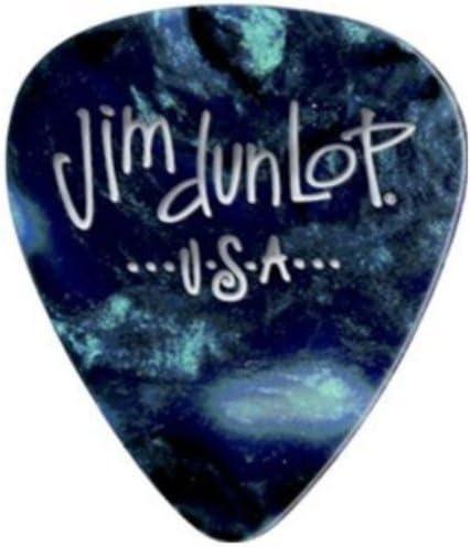 Dunlop Confetti Medium Celluloid Guitar Picks 483R06MD 72 Pack