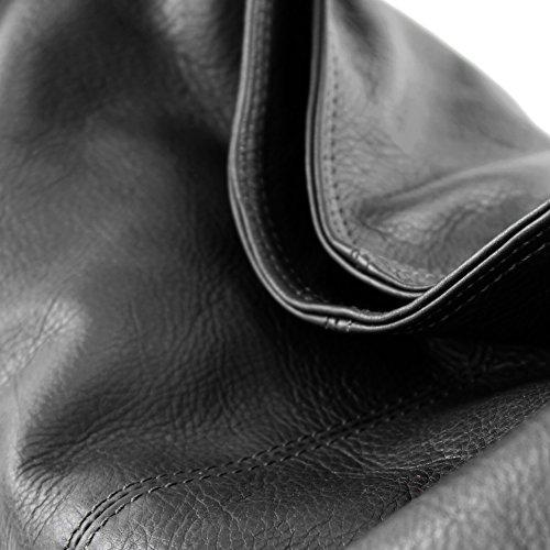 femme porter l'épaule Italy pour à Anthracite Made Gray Sac à 1wptWWq6