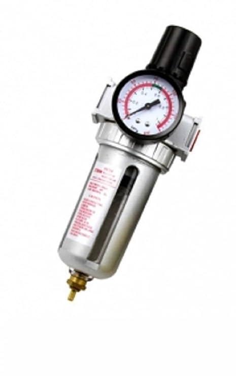 Desconocido Filtro de presión de compresor de Aire regulador secador de Agua Filtro de Humedad Trampa