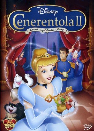 Cenerentola II - Film DVD - Quando i sogni diventano realtà