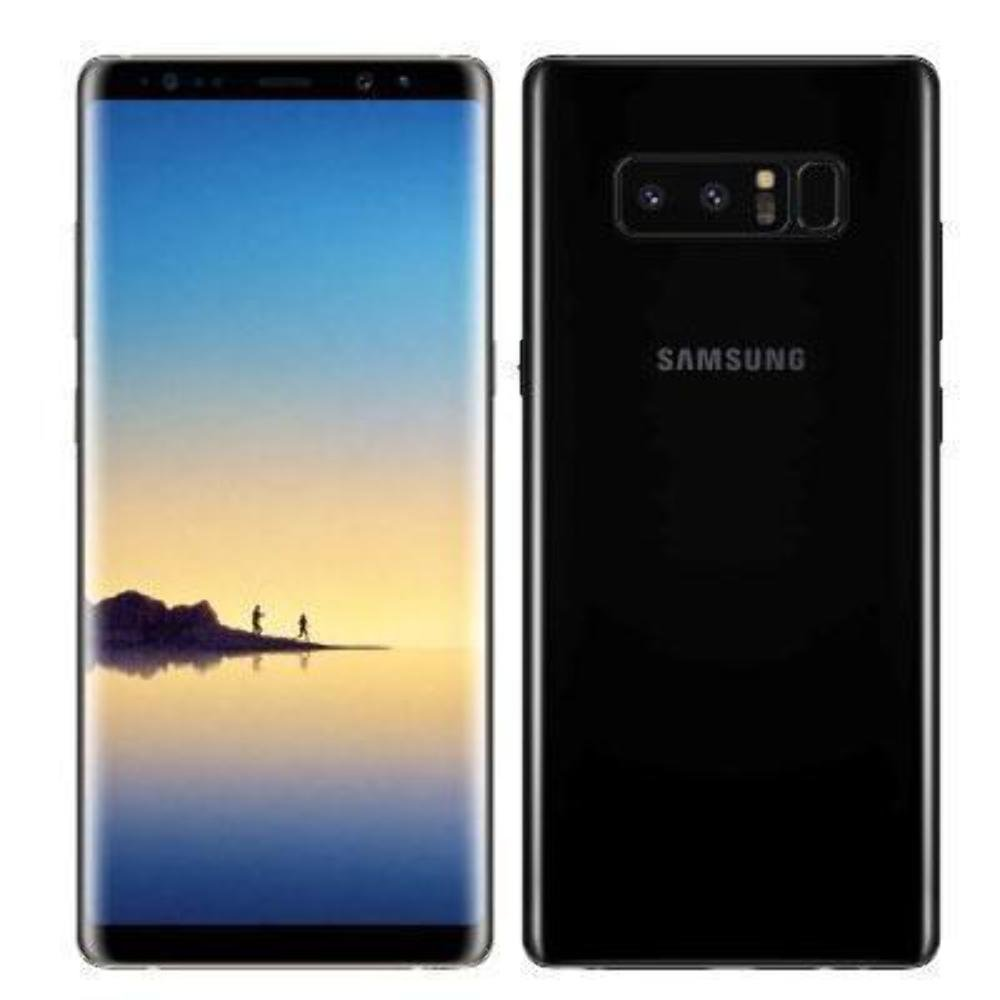 Note 8 Best U.S. Deals 2019 Att Amazon.com: Samsung Galaxy Note 8 SM N950U 64GB Midnight Black