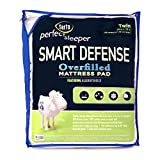 Serta Smart Defense Overfilled Mattress Pad (Full)