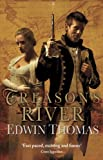Treason's River by Edwin Thomas front cover
