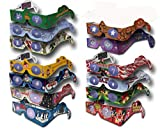 23 Pairs 3D Holiday Glasses 13 Different Exclusive Styles - Jingle Bells  Holiday Eyes(tm)