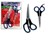 SCISSORS 8.5'' ON CARD OLD 28107.13596 , Case of 96