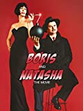 DVD : Boris And Natasha: The Movie