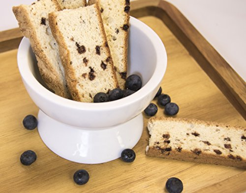 Homemade Biscotti (Irene's Bakery All Natural Fat Free Blueberry Biscotti)