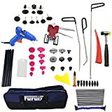 Furuix PDR Rods with Glue Dent Puller Auto Car Dent Repair Paintless Dent Repair Tools