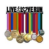 Live Love Run Women - Running Medal Hanger