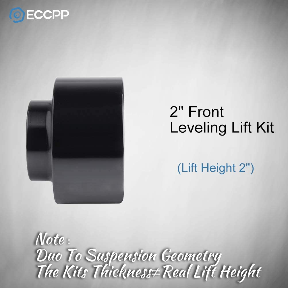2 Rear Leveling Lift KIT fit for Chevy Tahoe Suburban Avalanche 2001-2018 SCITOO Leveling Lift kit