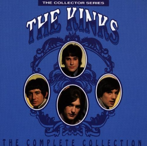 The Kinks Ultimate Collection: Kinks Ultimate Collection CD Covers