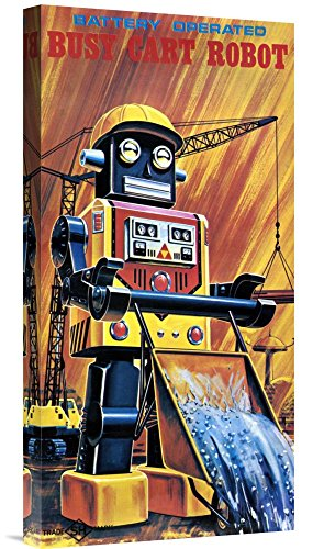 Busy Cart Robot - 7