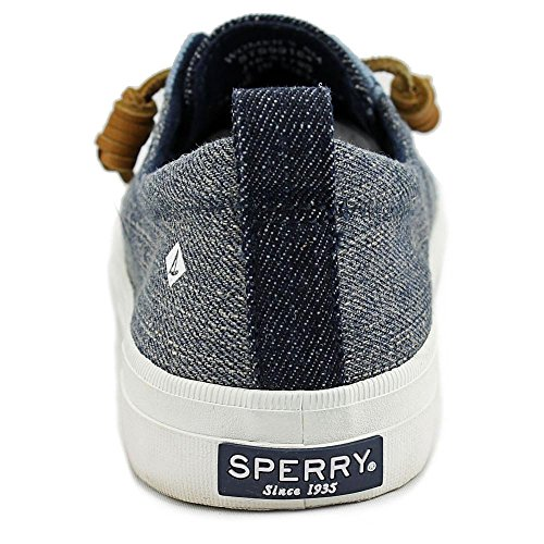 Crest Multi Vibe Denim Sperry sider Womens Top Blue Hw6qv6T