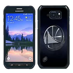 Popular Samsung Galaxy S6 Active Cover Case ,Golden State Warriors Black Samsung Galaxy S6 Active Case Hot Sale And Unique Designed Phone Case