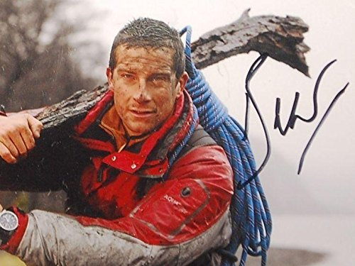 bear-grylls-signed-autograph-3x5-photo-man-vs-wild-discovery-channel-