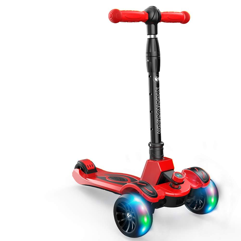 Patinetes Anticolisión Kick Scooter 4ta Altura Ajustable de ...