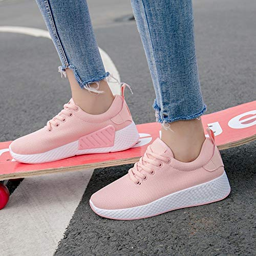 Cotton Shoes Black Shoes Fabric Sneakers Mesh XINGMU Spring Ladies Women Wedges Feminino Breathable Female Tenis Woman qZO0wUv