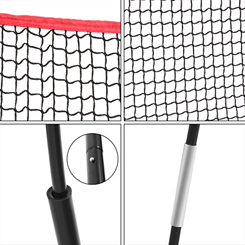 OUTCAMER Golf Hitting Net 10 x 7 ft Collapsible Portable Golf Practice Driving Net for Backyard Training Indoor and Outdoor by OUTCAMER (Image #4)