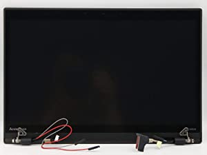"""14"""" HD+ (1600x900) LCD Touch Screen Full Assembly 04Y2060 Fit Lenovo Thinkpad X1 Carbon 1st Gen (Not fit 2nd Gen or New Gen)"""