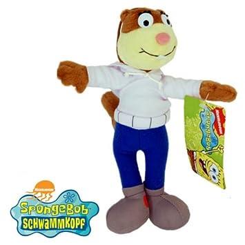 SpongeBob Bob Esponja 203220 – Peluche BOB ESPONJA – Sandy, ...