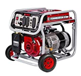 A-ipower 7000-Watt Portable Generator W/Manual Start SUA7000 (50...