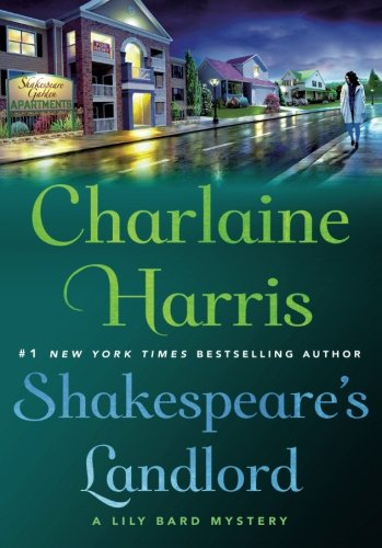 Book cover for Shakespeare's Landlord
