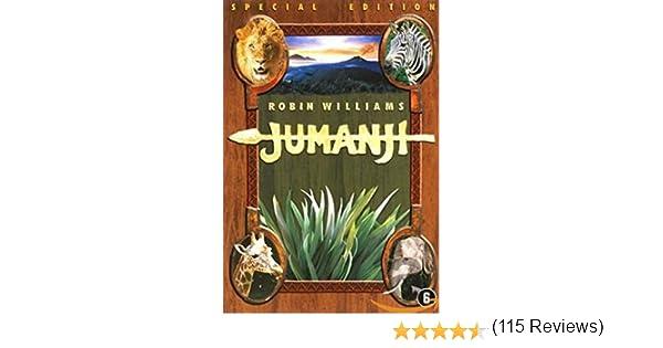 STUDIO CANAL - JUMANJI - 2 DVD (1 DVD): Amazon.es: Cine y Series TV