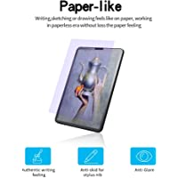 Mikonca Paperlike Screen Protector Film for iPad Pro 11 Inch Tablet Screen PET Film Anti-Glare Anti-Scratch No Fingerprints Drawing Sketching