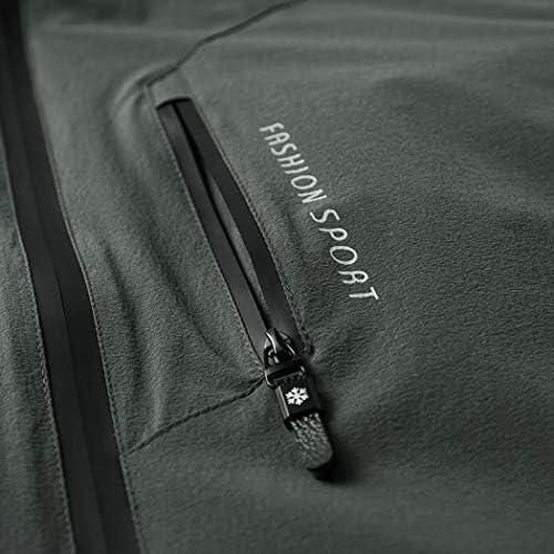 マウンテンパーカー メンズ ナイロンジャケット ウィンドブレーカー 裏メッシュ ジャンバー ミリタリー パーカー マウンテン 登山用品ジャケット 黒 チャコール 緑 M~4XL