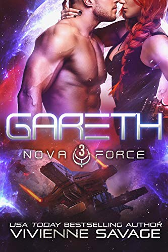 Gareth (The Nova Force Book 3) by [Savage, Vivienne]