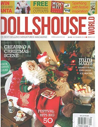 Dollhouse World Magazine December -