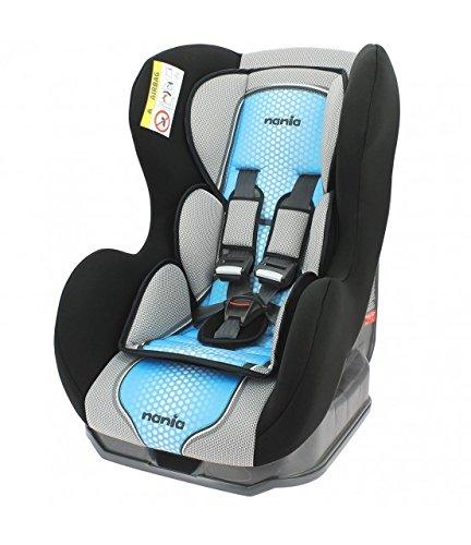 Kinderautositz - gruppen 0+/1 - COSMO - 4 farben - Bleu Mycarsit 089608