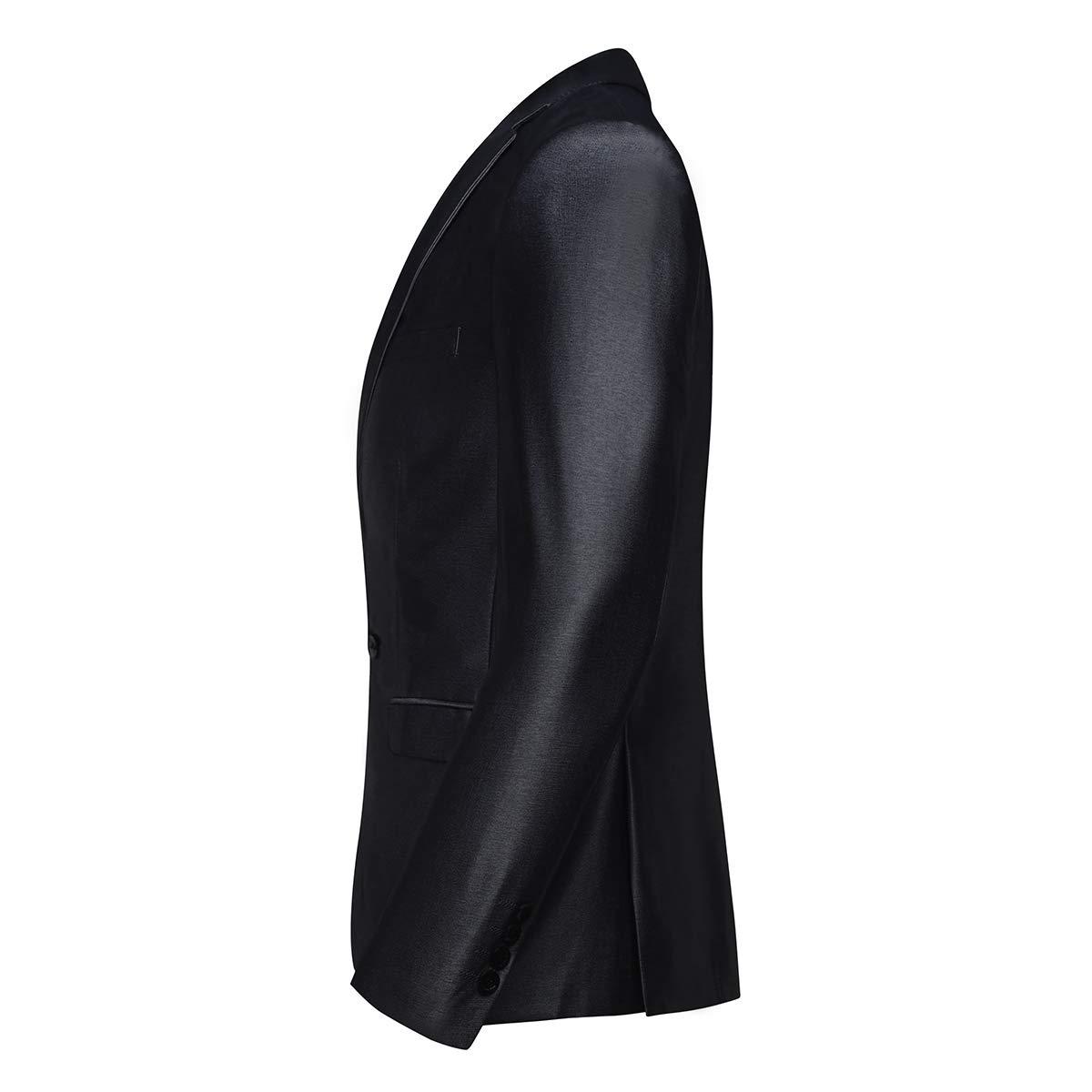 YOUTHUP Abito Uomo Elegante Completo 2 Pezzi Blazer Pantaloni