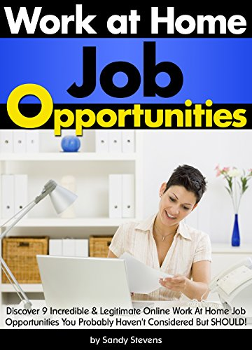 Astonishing Work At Home Job Opportunities Discover 9 Incredible And Legitimate Online Work At Home Job Opportunities You Probably Havent Considered But Should Beutiful Home Inspiration Aditmahrainfo