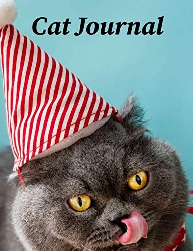Cat Journal: For kitty lovers - Mug Caterpillar