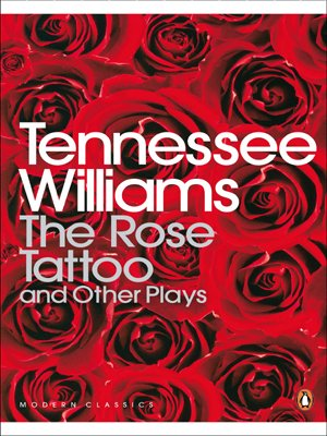 Book cover for The Rose Tattoo