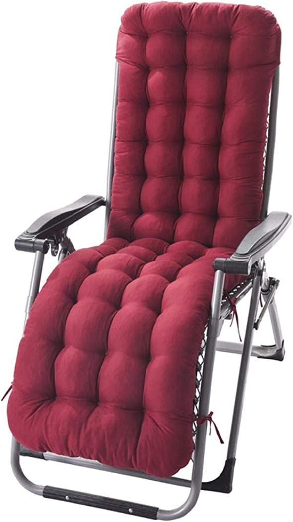 Gfones Home Summer Recliner Rocking Chair Thickened Rattan Chair Window Seat Cushion Cushions