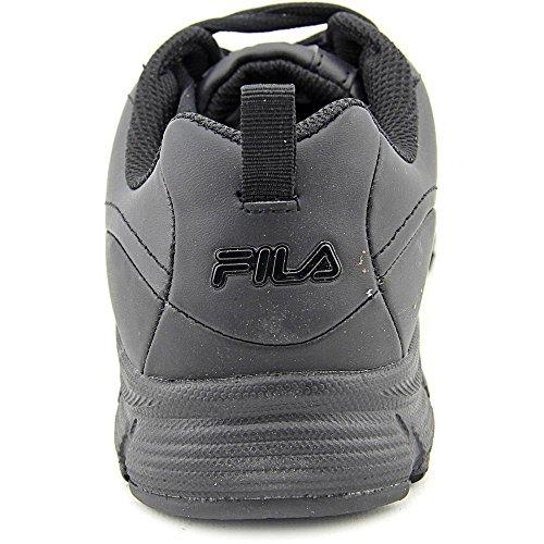 Black Sneakers Slip Resistant Memory Radiance Women's Black Black Fila OPqFX