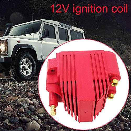 Rstant Auto Engine Ignition Coil Car Ignition Coil Car Modification 12v E-Core Ignition Coil Electronic Coil Ignition Device best service: Amazon.co.uk: Kitchen & Home