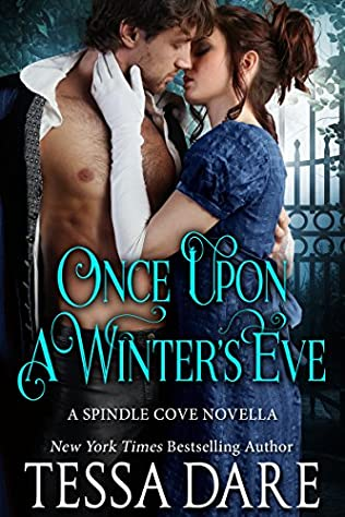 book cover of Once Upon a Winter\'s Eve