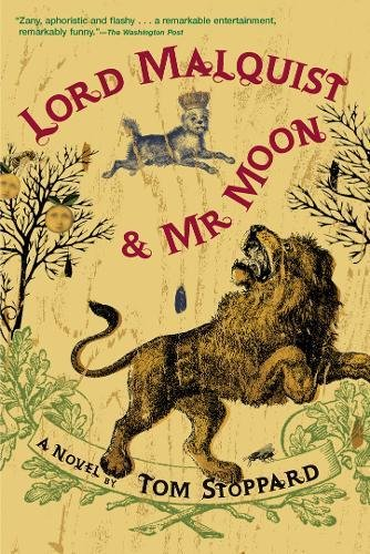 Download Lord Malquist and Mr. Moon: A Novel PDF ePub fb2 book