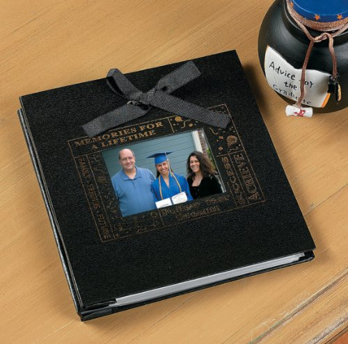 Deluxe Graduation Photo Album - Photo - Graduation Photo Book