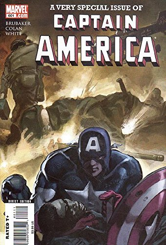 Captain America (2004 series) - Series 601