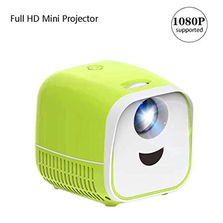 AINGOL Full HD Mini proyector, proyector LED compatibles 1080 ...
