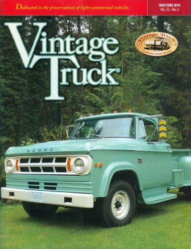 Vintage Truck Vol.22 No.2 May/June 2014