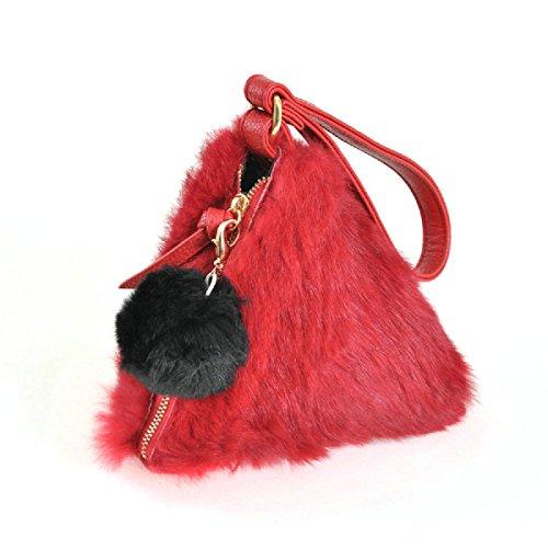 Zarapack Zarapack Zarapack femme Red Pochettes femme Red Pochettes FqBUw