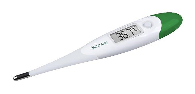 19 opinioni per Medisana 77040 Termometro corporeo, misurazione: orale, ascellare, rettale,