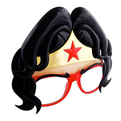 Wonder Woman Mask Sunglasses. Wonder Woman Halloween & Costume Party Sunglasses - Wonder Woman Mask