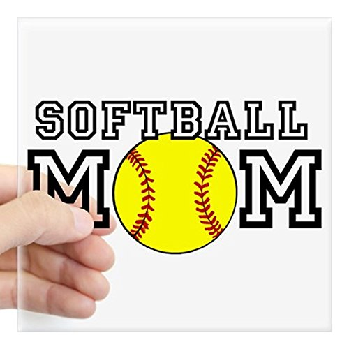 softball catcher window decals - 5