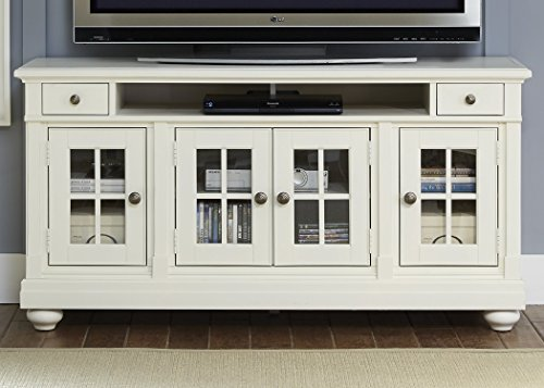 Liberty Furniture 631-TV62 Harbor View Entertainment TV Stand, 62
